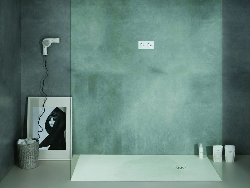 I piatti doccia the shower world di cielo for Piatto doccia cielo