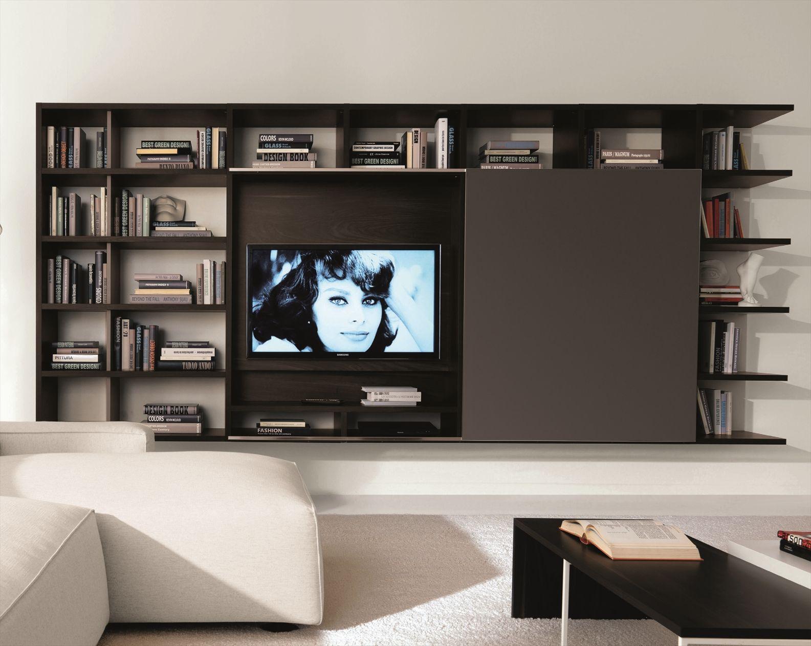 Модульная система хранения, zalf - мебель мр.