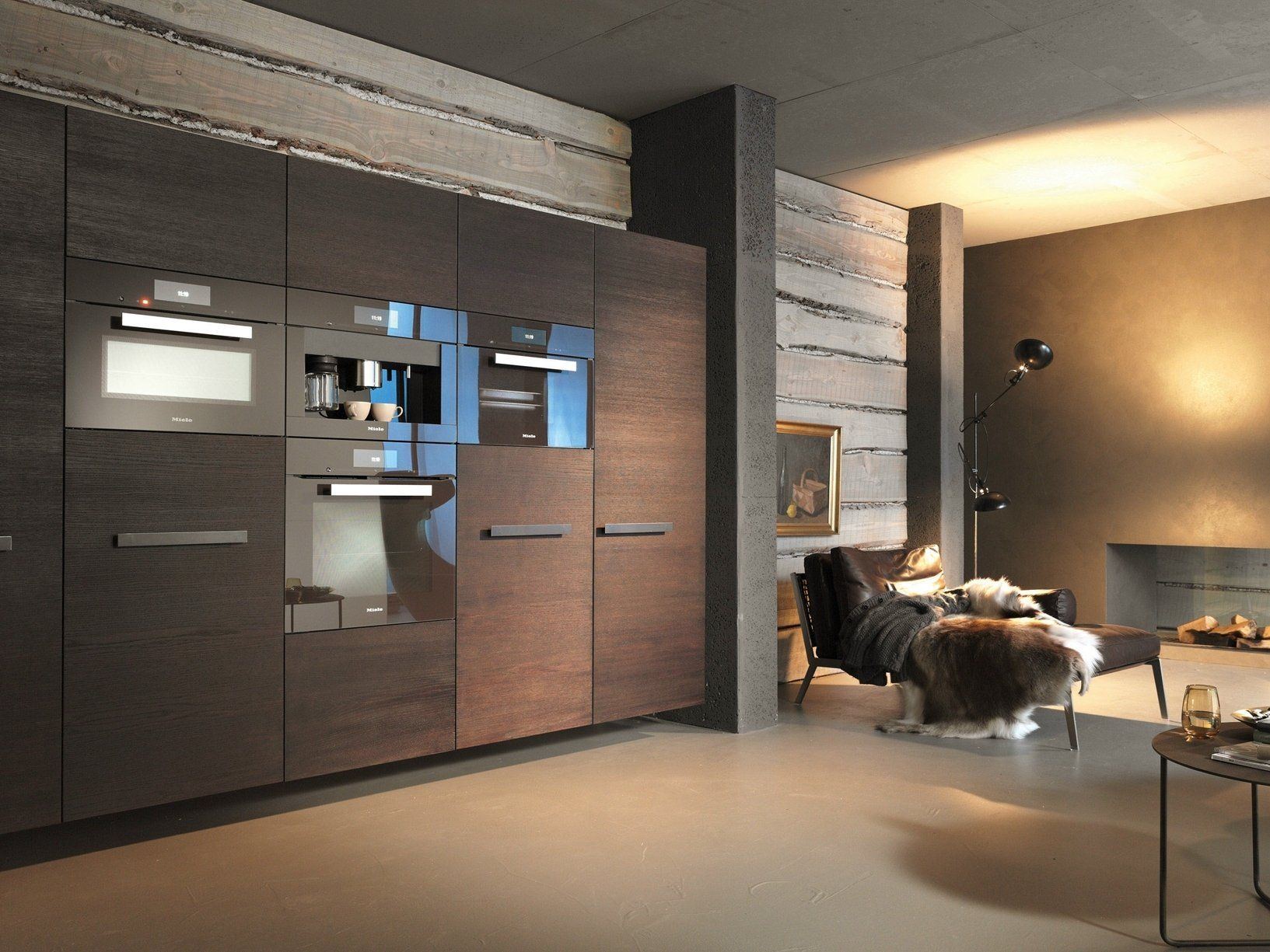 miele presents new 39 pureline 39 and 39 contourline 39. Black Bedroom Furniture Sets. Home Design Ideas