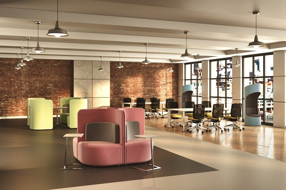 Boss Design Group Launched Soft Office Collection At Clerkenwell Design Week