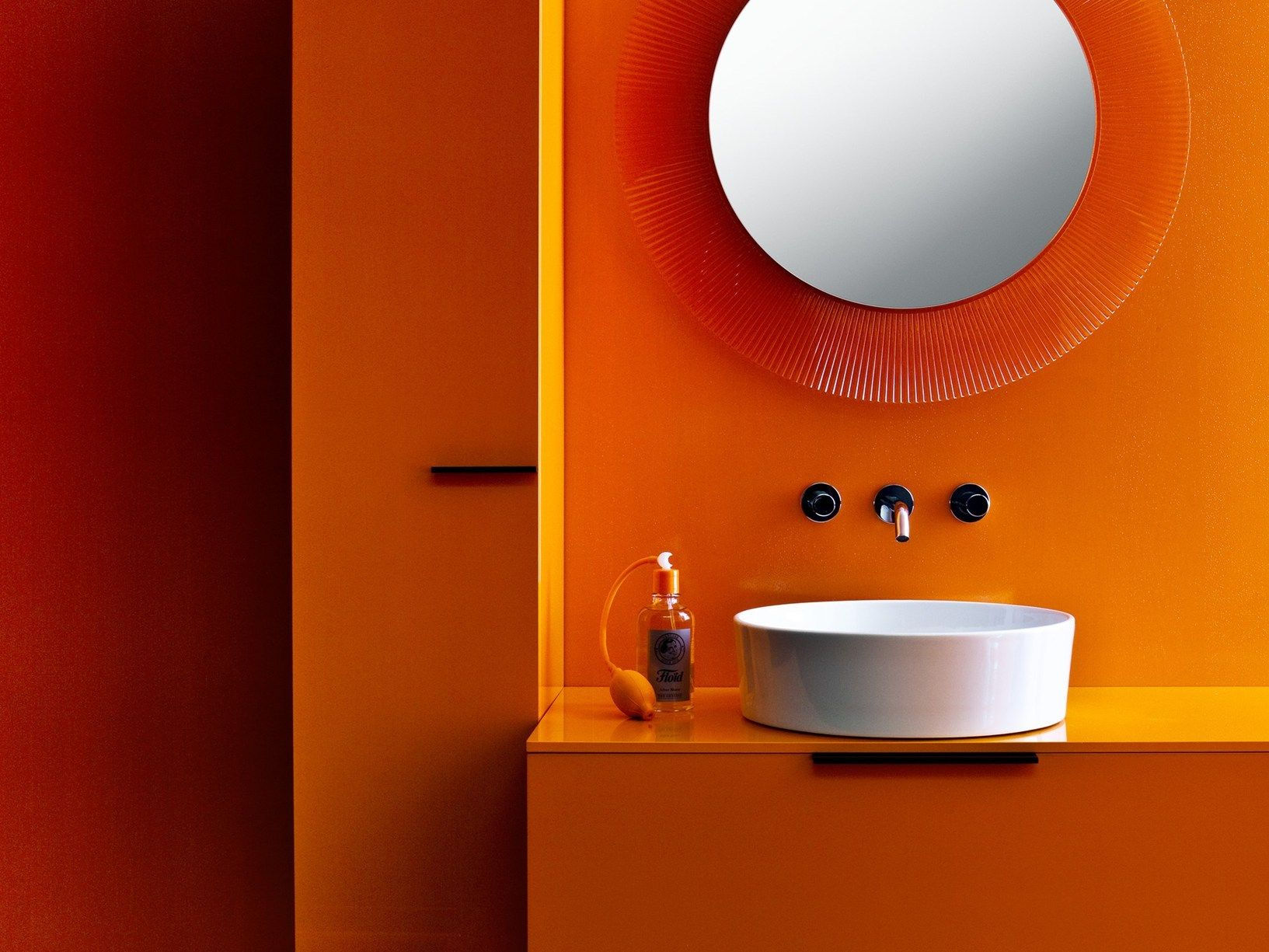 Kartell By Laufen Saphirkeramik.Kartell And Laufen The New Bathroom Project On Show At