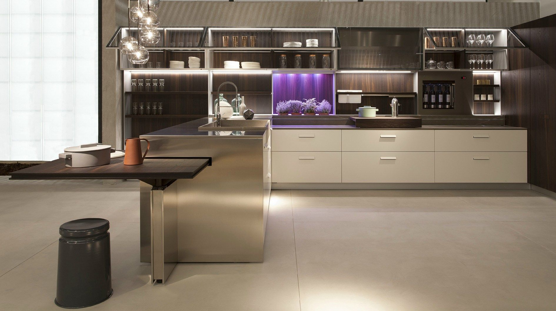 cucine Ernestomeda alla Milano Design Week