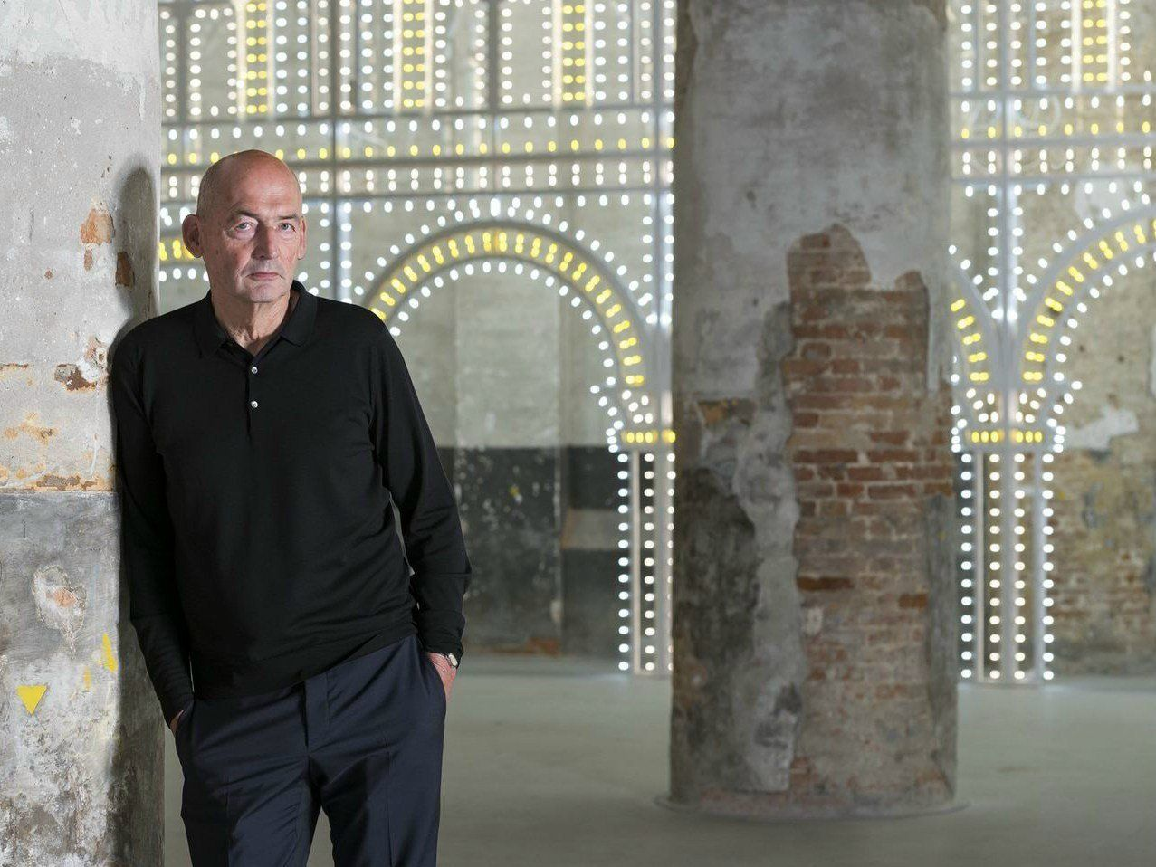 Rem Koolhaas Selects Knoll For La Biennale Di Venezia