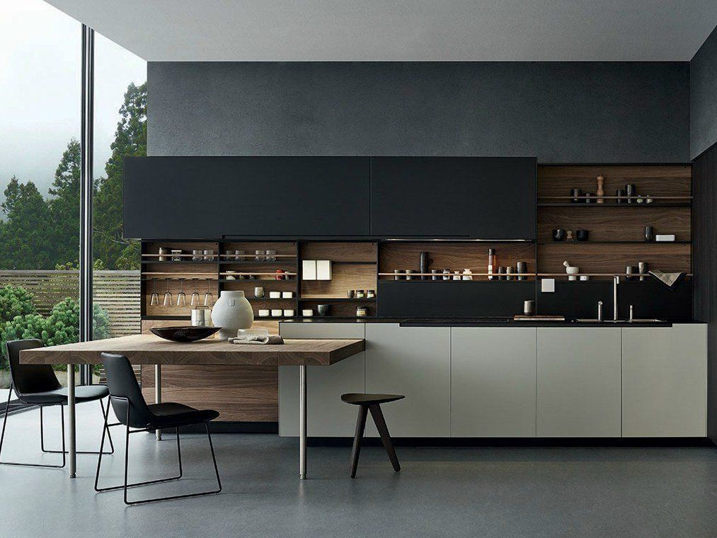 Phoenix by Varenna: maximum freedom to compose in the Kitchens