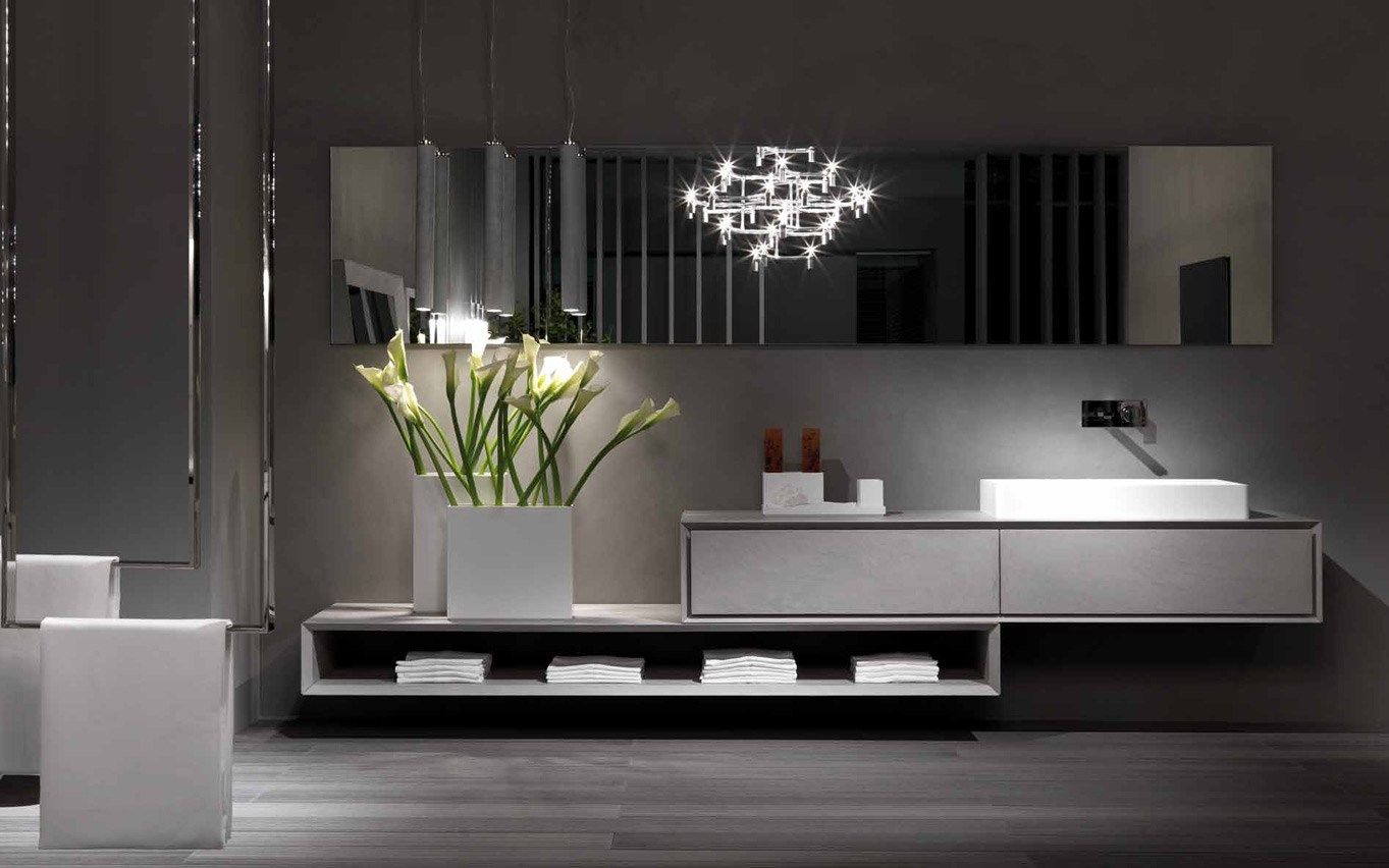 at ISH, pure volumes enhanced by the choice of materials