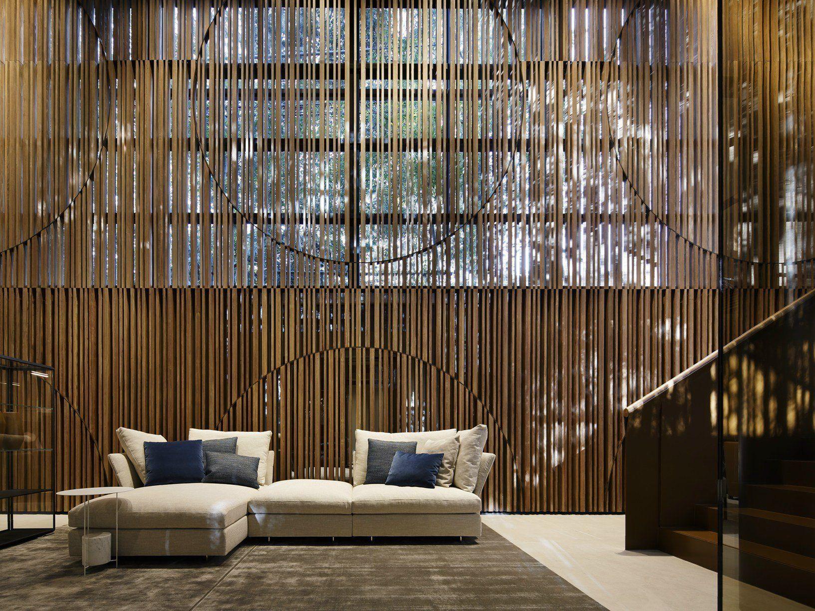 Molteni C Flagship Store Designed By Patricia Urquiola Opens In Tokyo # Muebles Jardin Tokyo