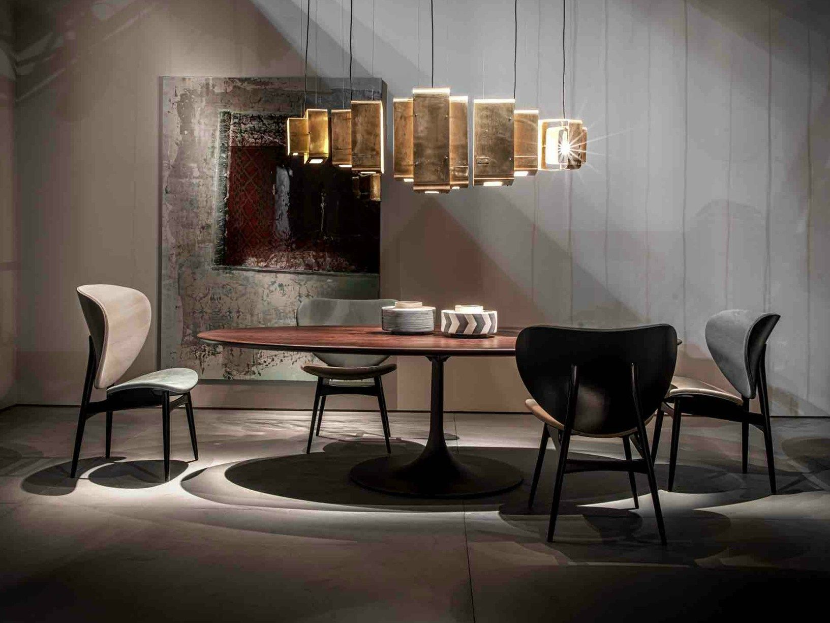 Materiality And Minimalist Aesthetic. Baxter At ISaloni