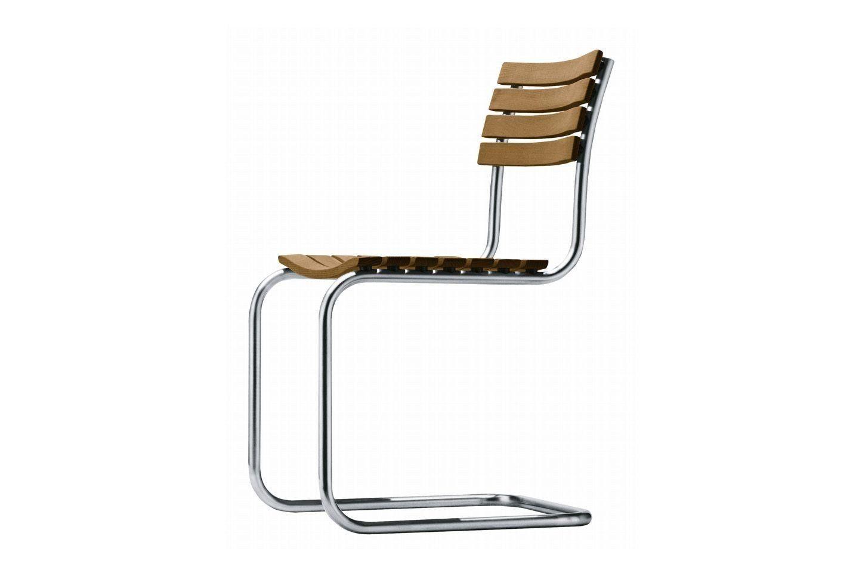 Sedie Alte Da Bar Design the s 40 chair designed by mart stam turns 80