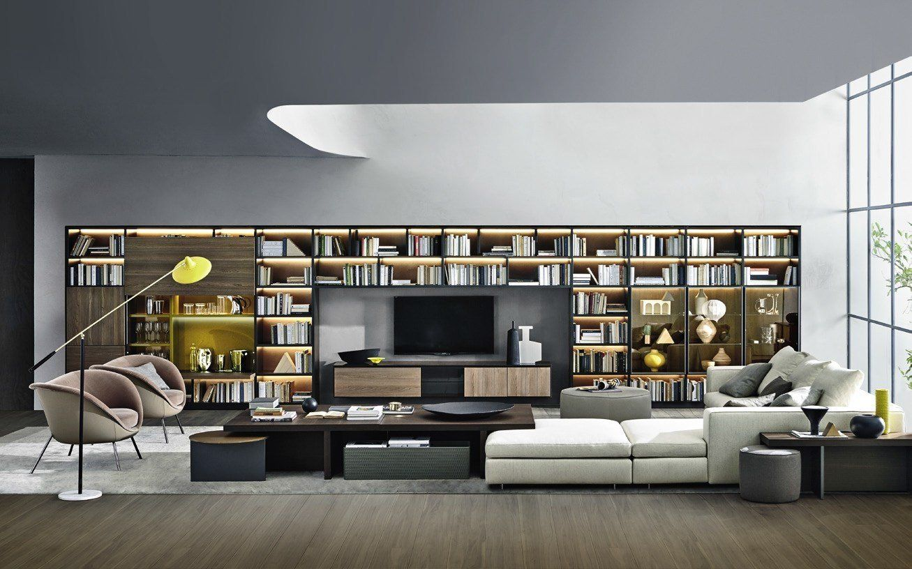 Molteni celebrates its 80th anniversary and presents the for Molteni and dada