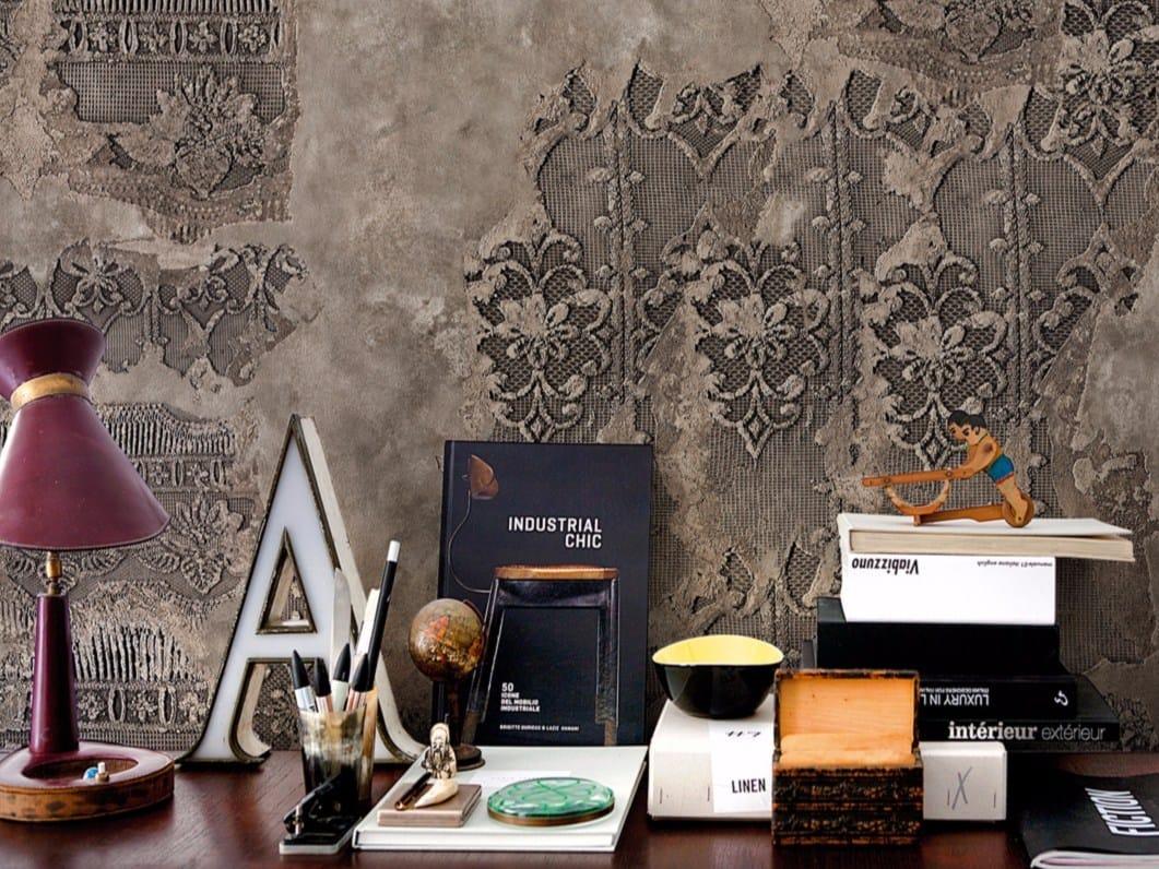 Urban Chic Carta Da Parati Industrial Chic.Wallpaper As Lifestyle