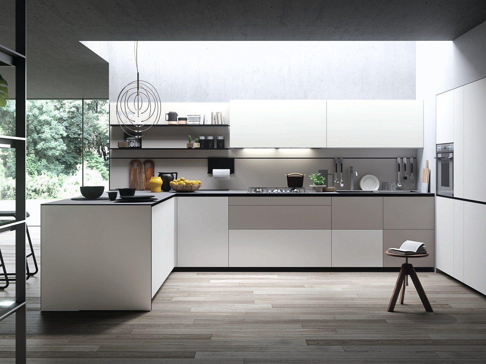 Valcucine at LivingKitchen