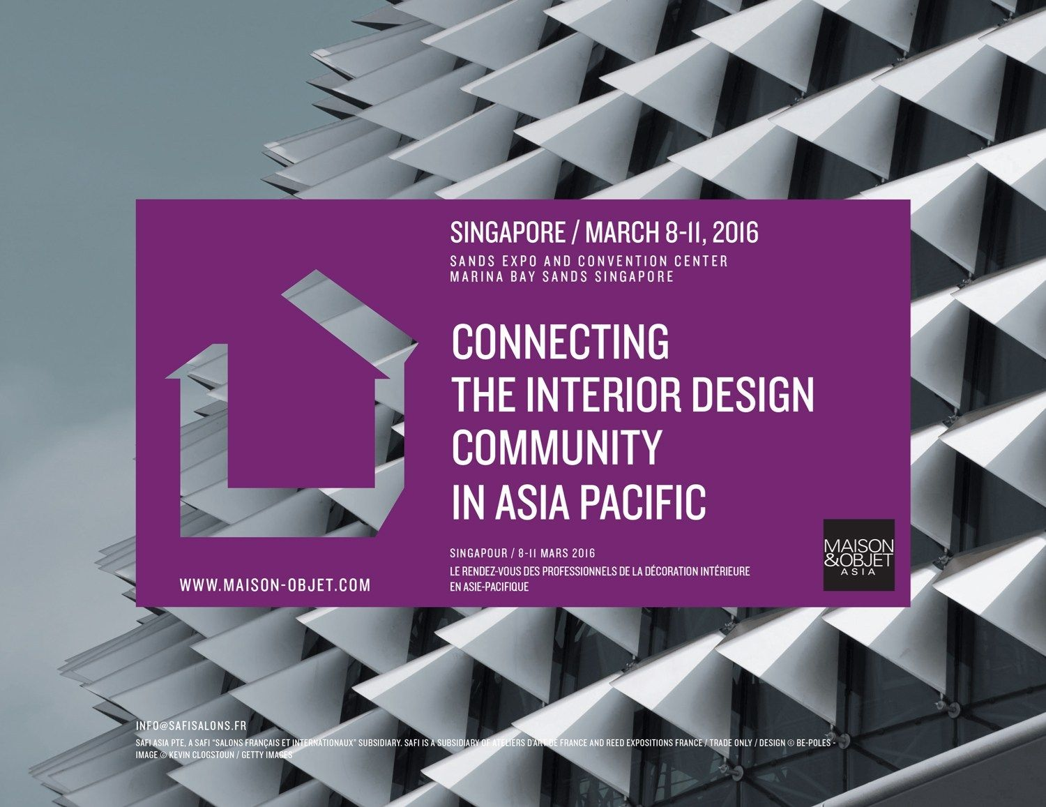 Maisonobjet a multicultural meeting point for design professionals