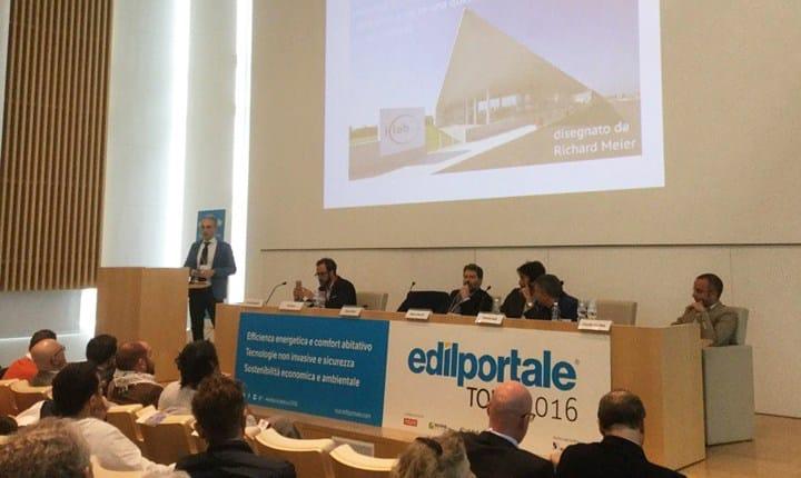 Edilportale Tour 2016, a Bergamo una tappa dedicata all'innovazione