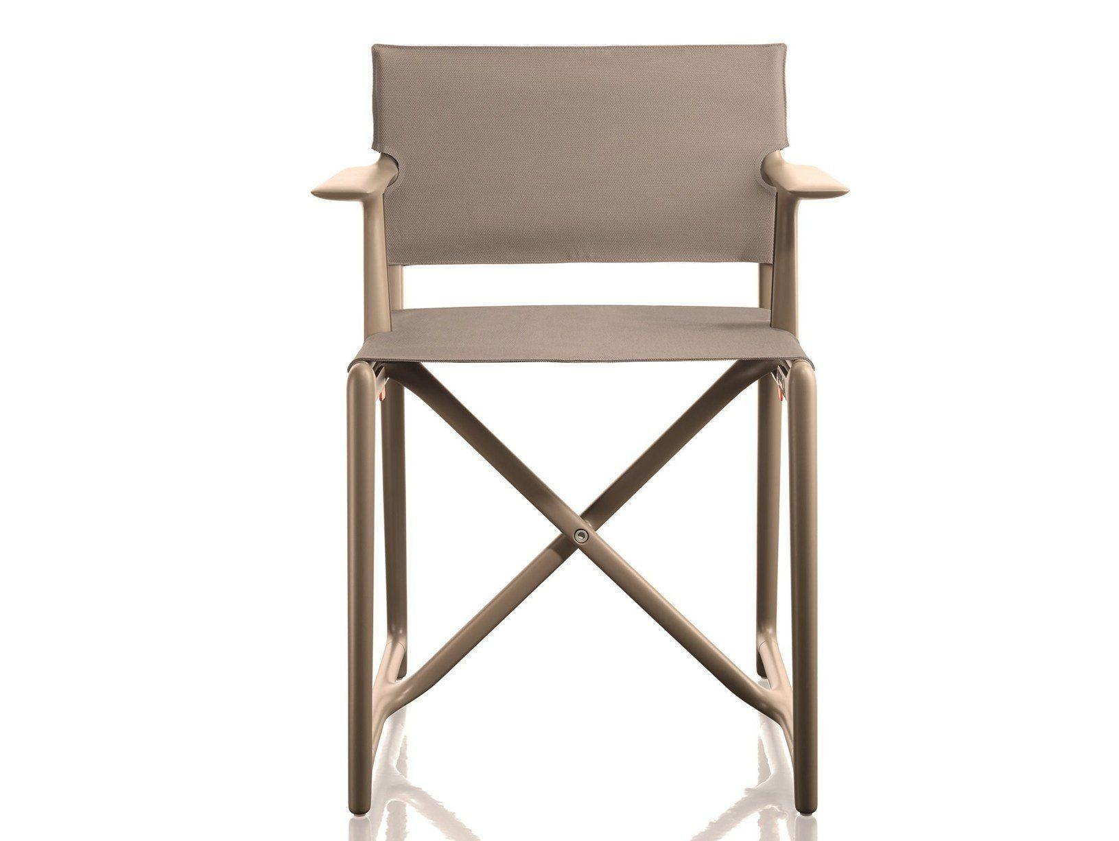 Starck reinterprets the director\'s chair