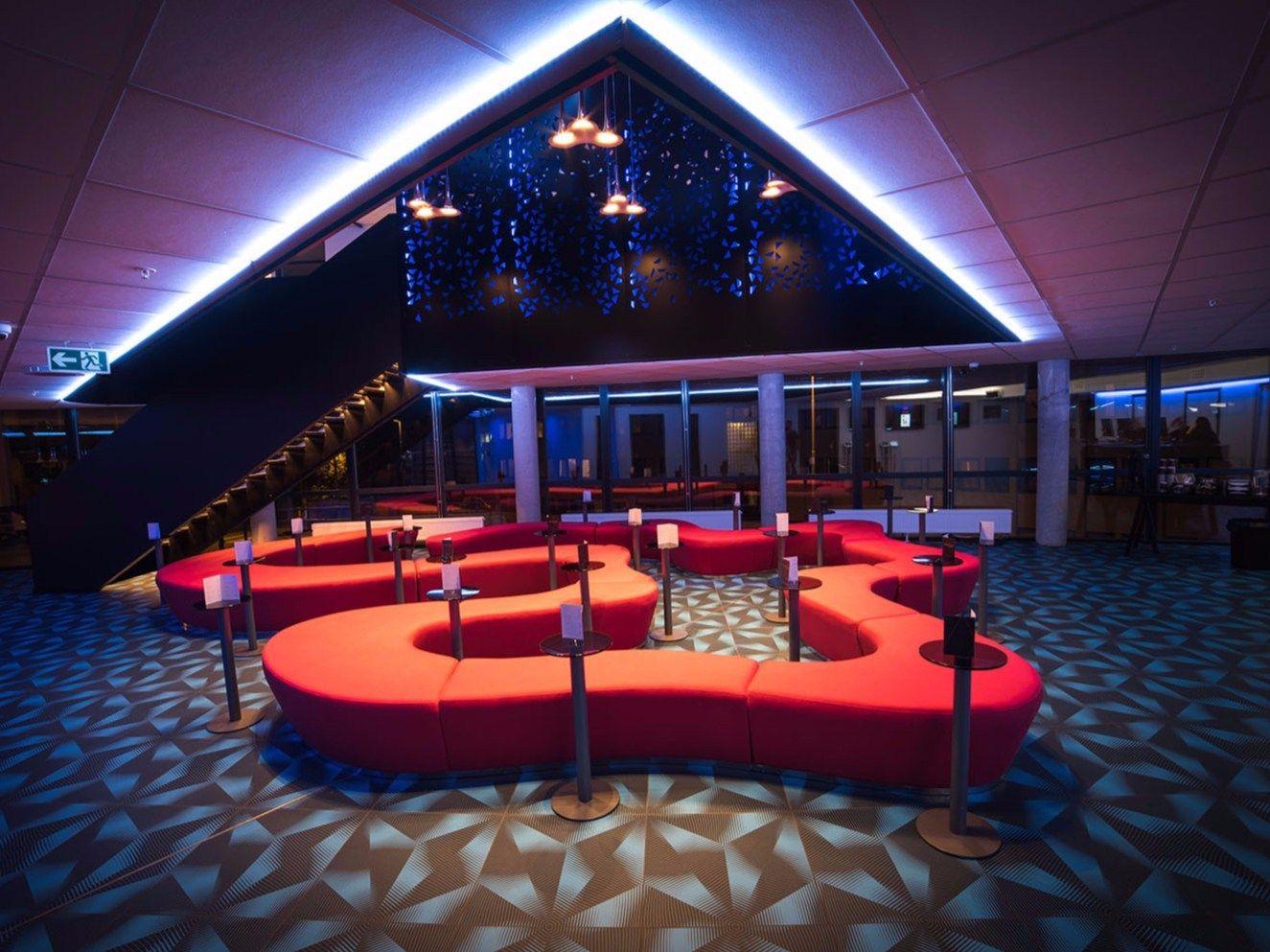 Axo Light Lights Up The New Magic Hotel In Bergen