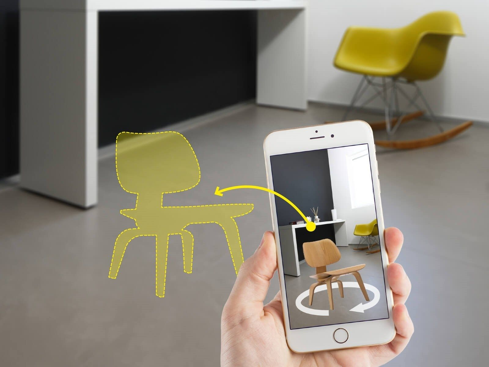 ready for the future interior design meets Augmented Reality