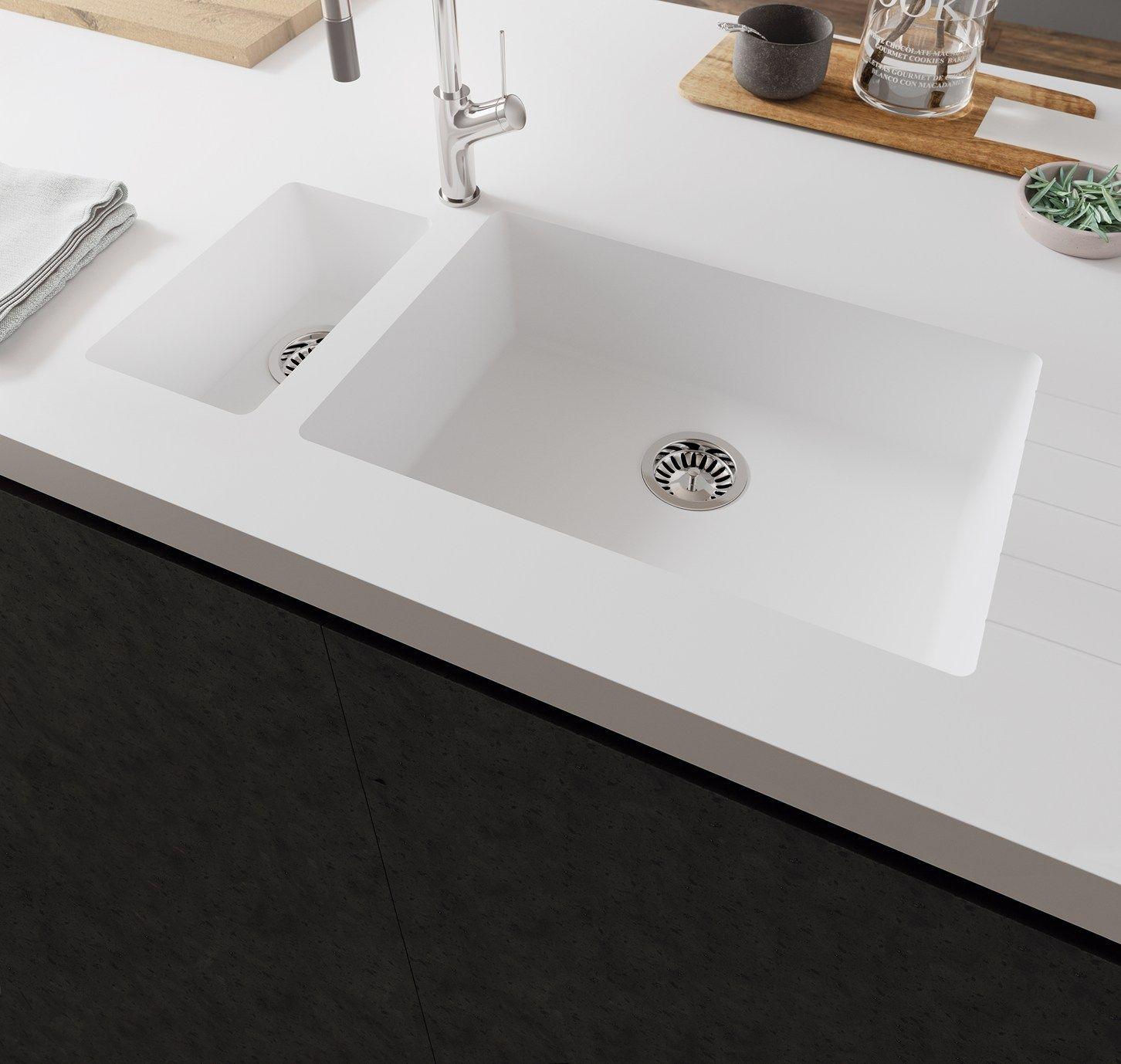 MACS® presenta su nueva gama de fregaderos y lavabos
