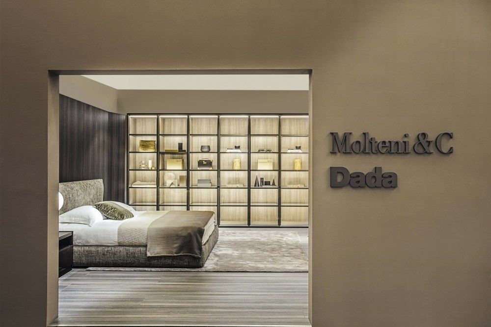 Molteni c and dada salone del mobile milano shanghai for Molteni and dada