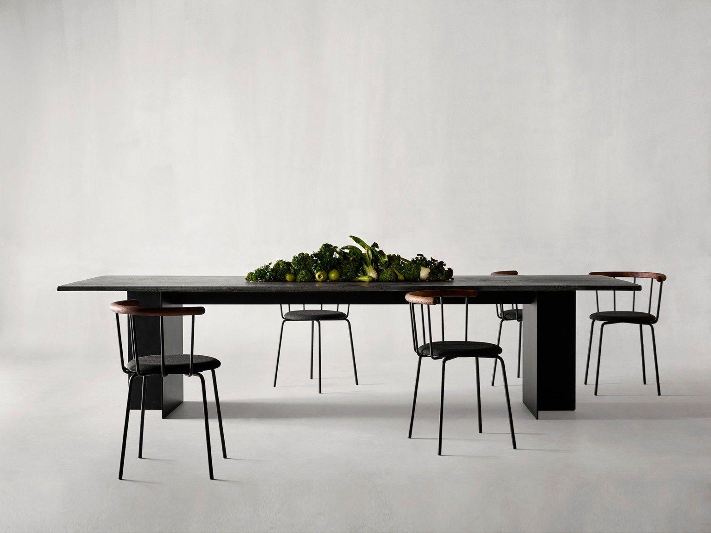 Eberhart Salle De Bain minimalist shapes for the new tableeberhart furniture