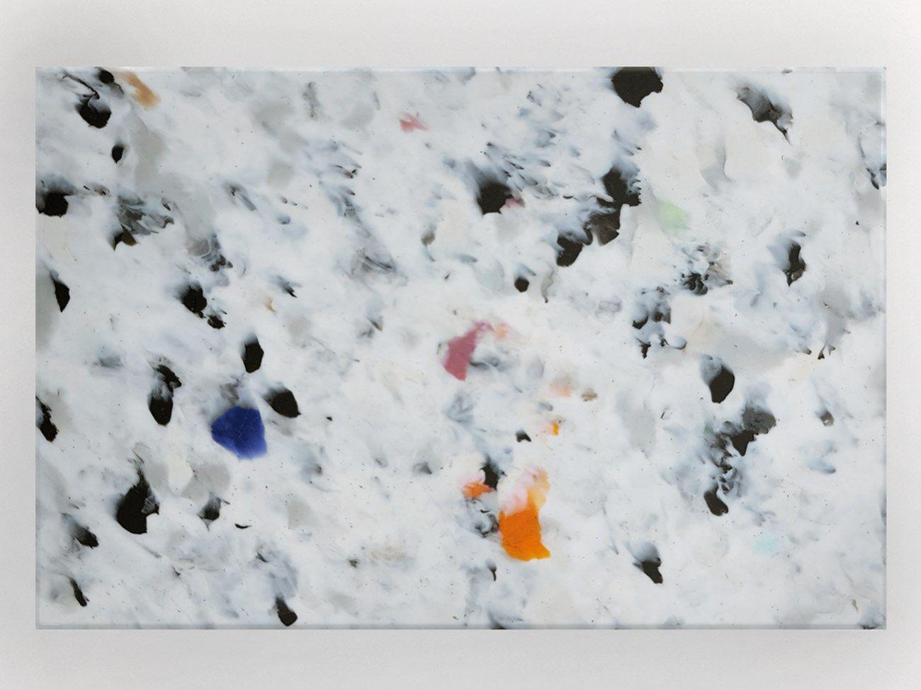 Divisori In Plastica Per Terrazzi marmo, terrazzo e granito ricavati dalla plastica riciclata