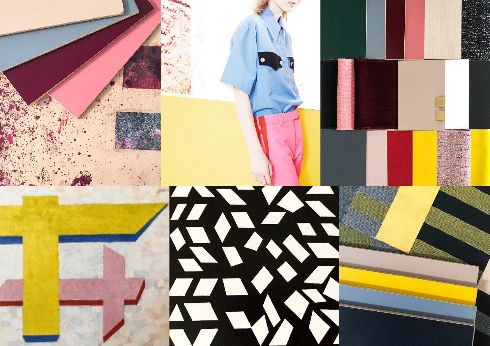 Fashion Art And Bauhaus