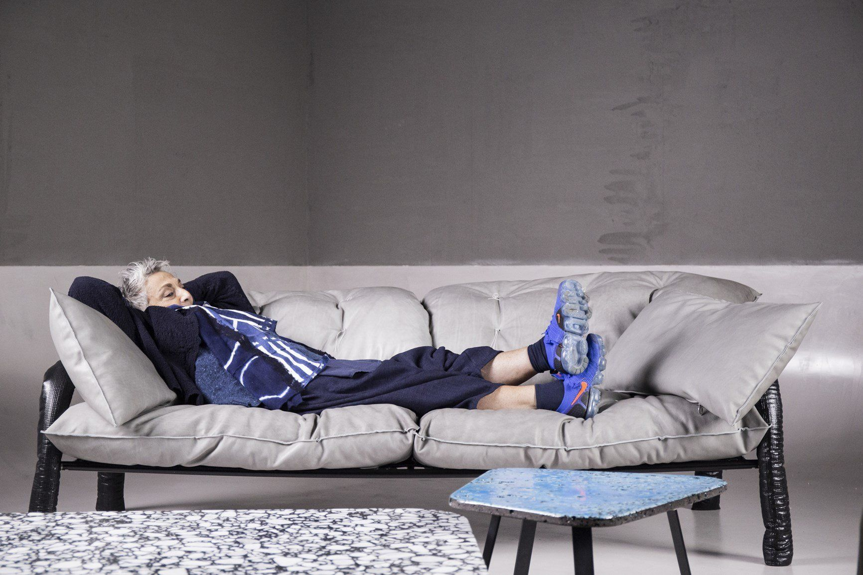 A domestic atmosphere open to new horizons for Baxter paola navone