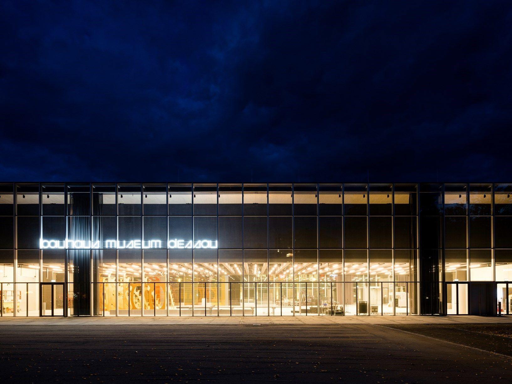 Das Bauhaus Museum Dessau Ist Eroffnet