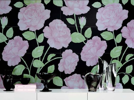 News piastrelle a fiori archiproducts