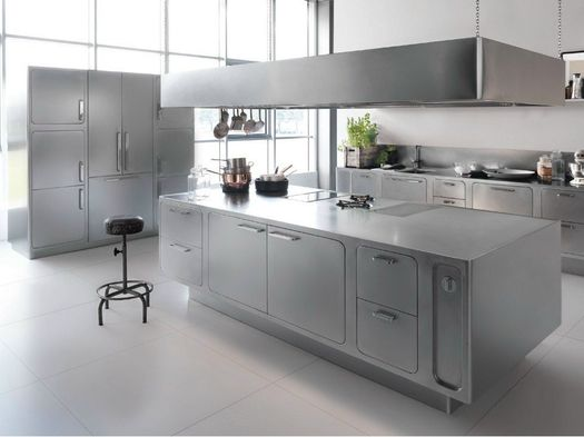 CUCINA-PROFESSIONALE-IN-ACCIAIO-INOX NEWS | ARCHIPRODUCTS