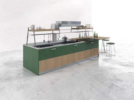 Del Tongo | Cucine made in italy dal 1954 | Archiproducts