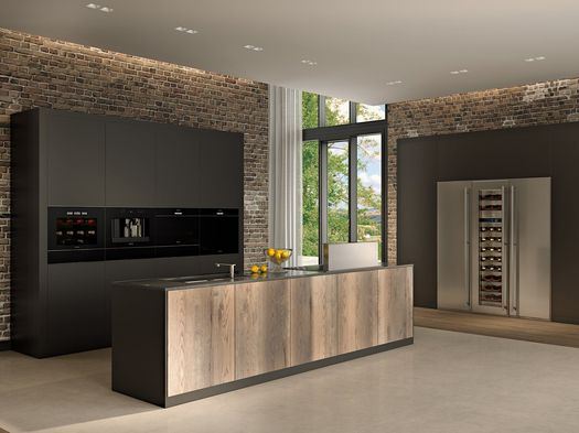 Style and functionality for kitchen