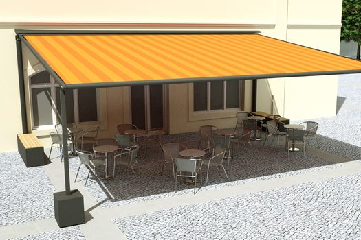 pergola awning awnings shadescape retractable calgary stobag