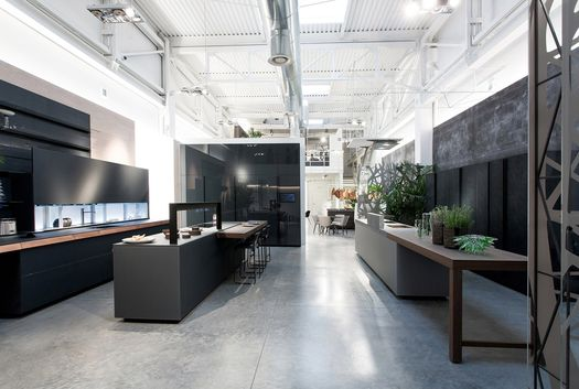 Take A Design Tour Of Valcucine With Architectours.it