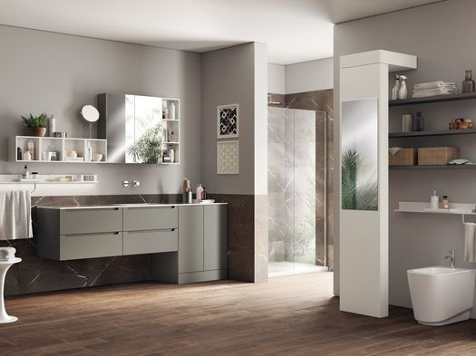 Mobili Da Bagno Scavolini : Scavolini bathrooms arredo bagno archiproducts