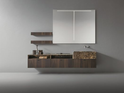 Novello bathroom designed by Stefano Cavazzana