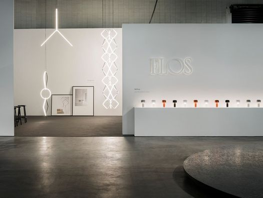 flos at biennale interieur