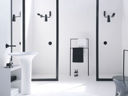 Zucchetti Bathroom And Kitchen Taps Archiproducts
