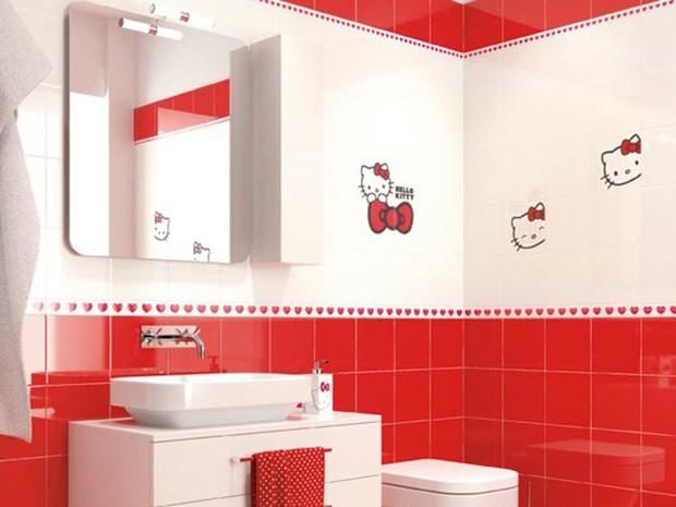 Accessori Bagno Hello Kitty.Hello Kitty Protagonista Del Salone Del Mobile