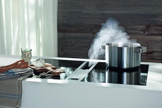 Dunstabzugshaube für küchen dunstabzug für wohnküchen lifestyle