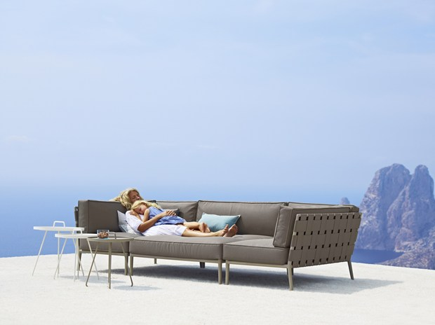 Conic by Cane-Line - The Exclusive Garden Furniture By Cane-Line