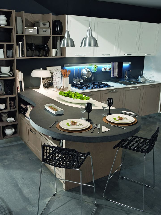 Stosa Cucine presenta Maxim