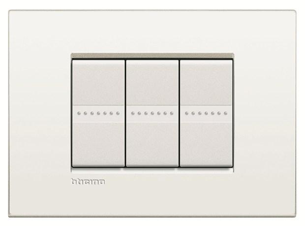 Livinglight AIR Bianco Puro | BTICINO