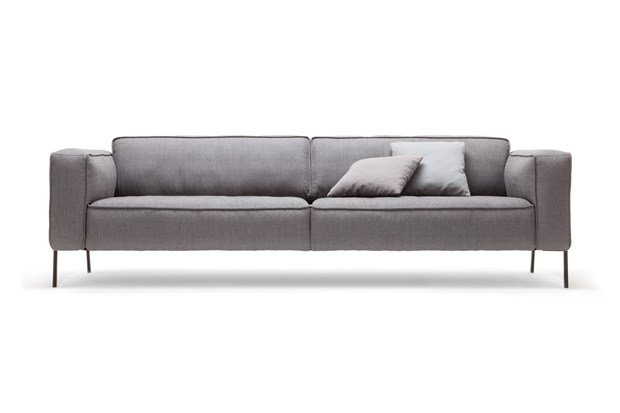 New products by Rolf Benz at Salone del Mobile 2013: Bacio ...