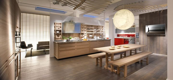 Valcucine opens a new showroom in London