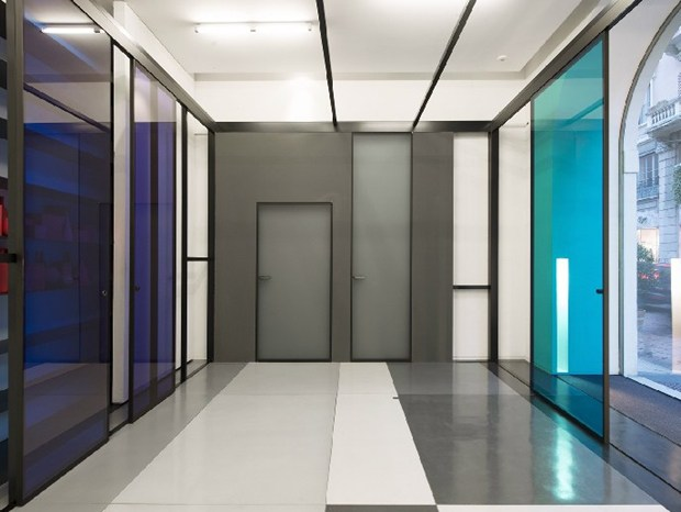 Nye New Glas Italia Flagship Store opens in Milano EP-46