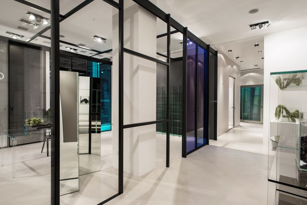 Rask New Glas Italia Flagship Store opens in Milano XN-65