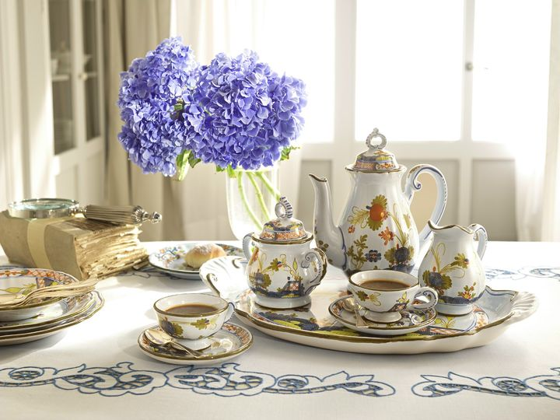 Ceramica a tavola: la sezione artistica di Cooperativa Ceramica d ...
