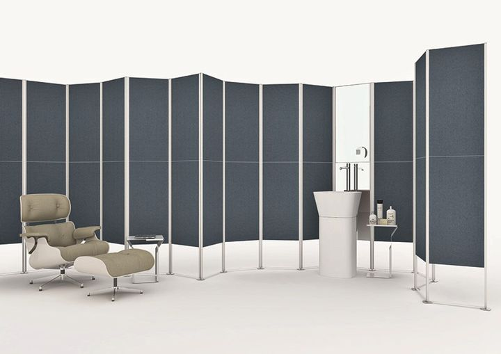 Shade A Customisable Modular Folding Screen By Makro