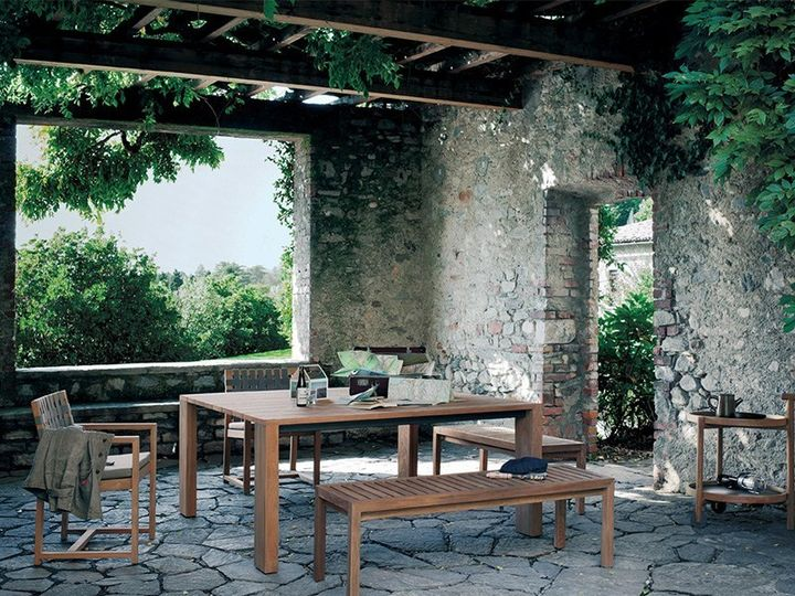 Roda Furniture Collections: Design And Live The Outdoor