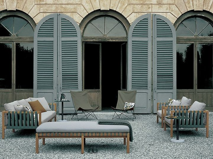 Wonderful Roda Furniture Collections: Design And Live The Outdoor